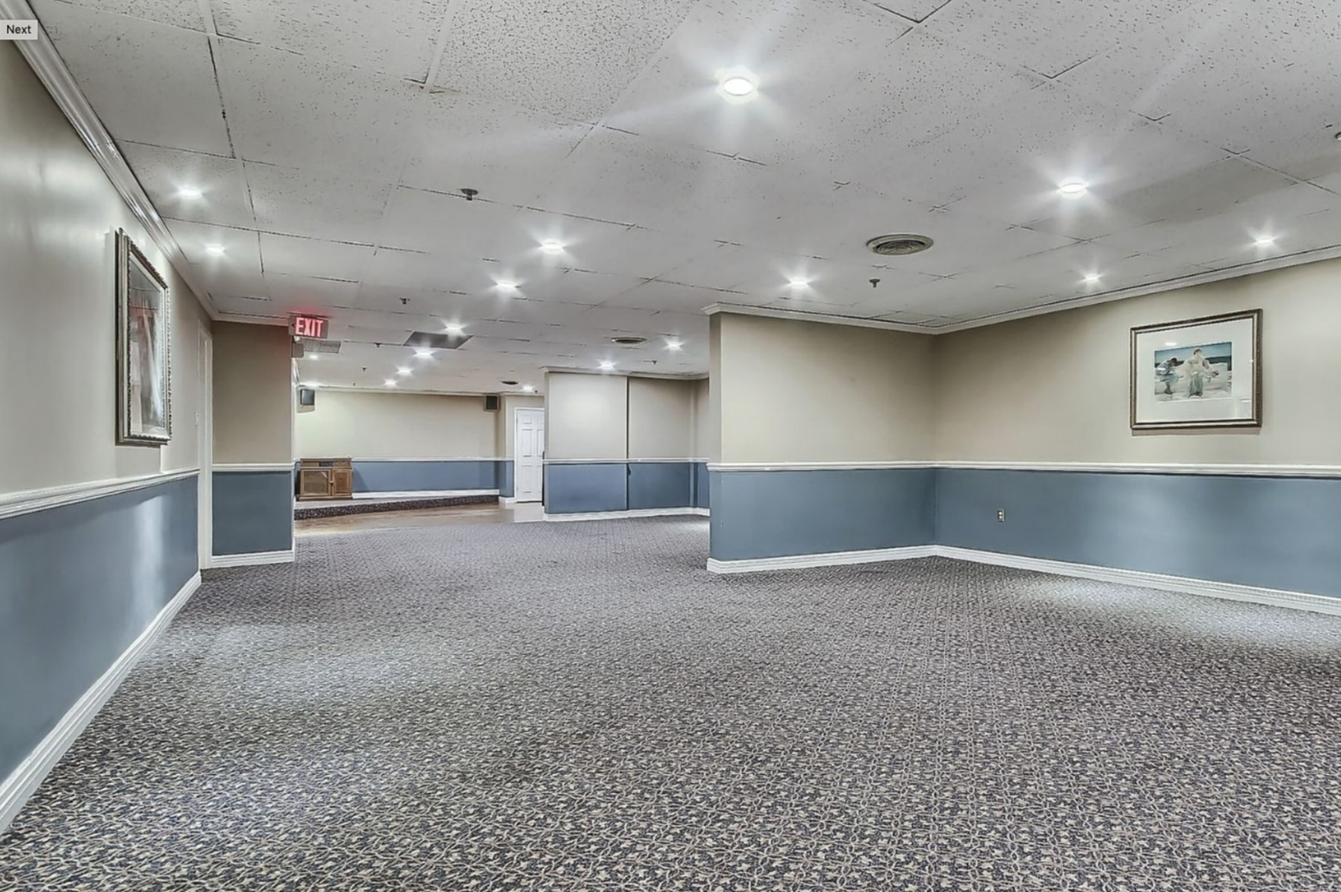 Party Room at 1704 - 1350 York Mills Road, Parkwoods-Donalda, Toronto