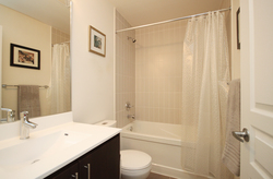 4 Piece Bathroom at 708 - 85 The Donway W, Banbury-Don Mills, Toronto