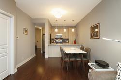 Dining Room & Kitchen at 708 - 85 The Donway Donway W, Banbury-Don Mills, Toronto