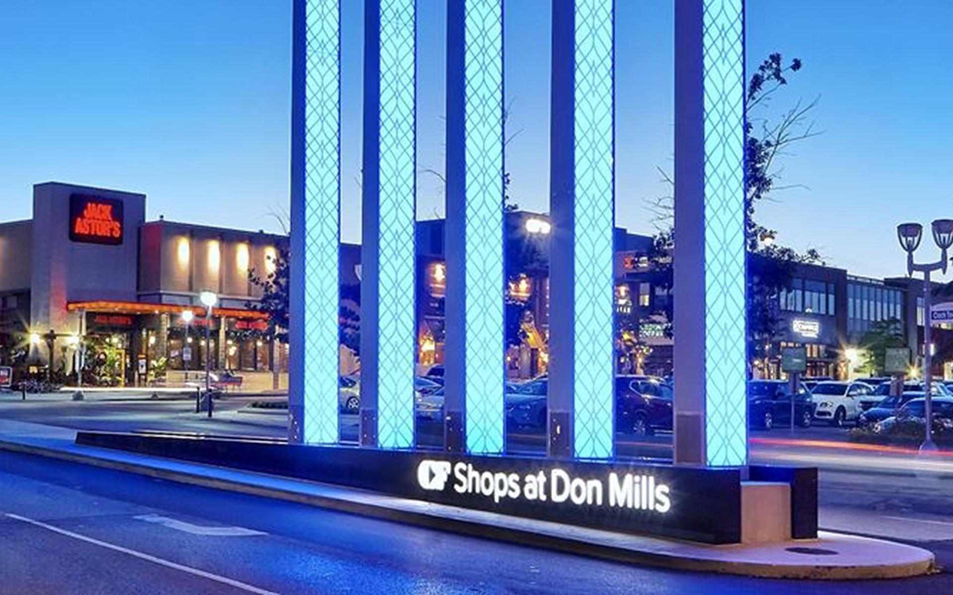Shops at Don Mills at 708 - 85 The Donway Donway W, Banbury-Don Mills, Toronto