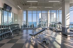 Exercise Room at 4009 - 10 Park Lawn Road, Mimico, Toronto
