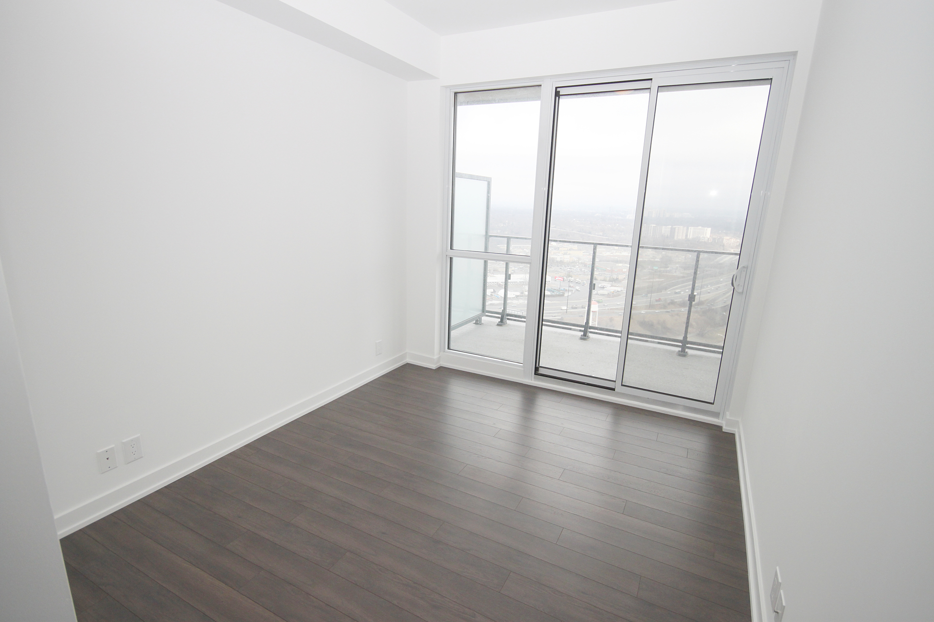 Bedroom at 4009 - 10 Park Lawn Road, Mimico, Toronto
