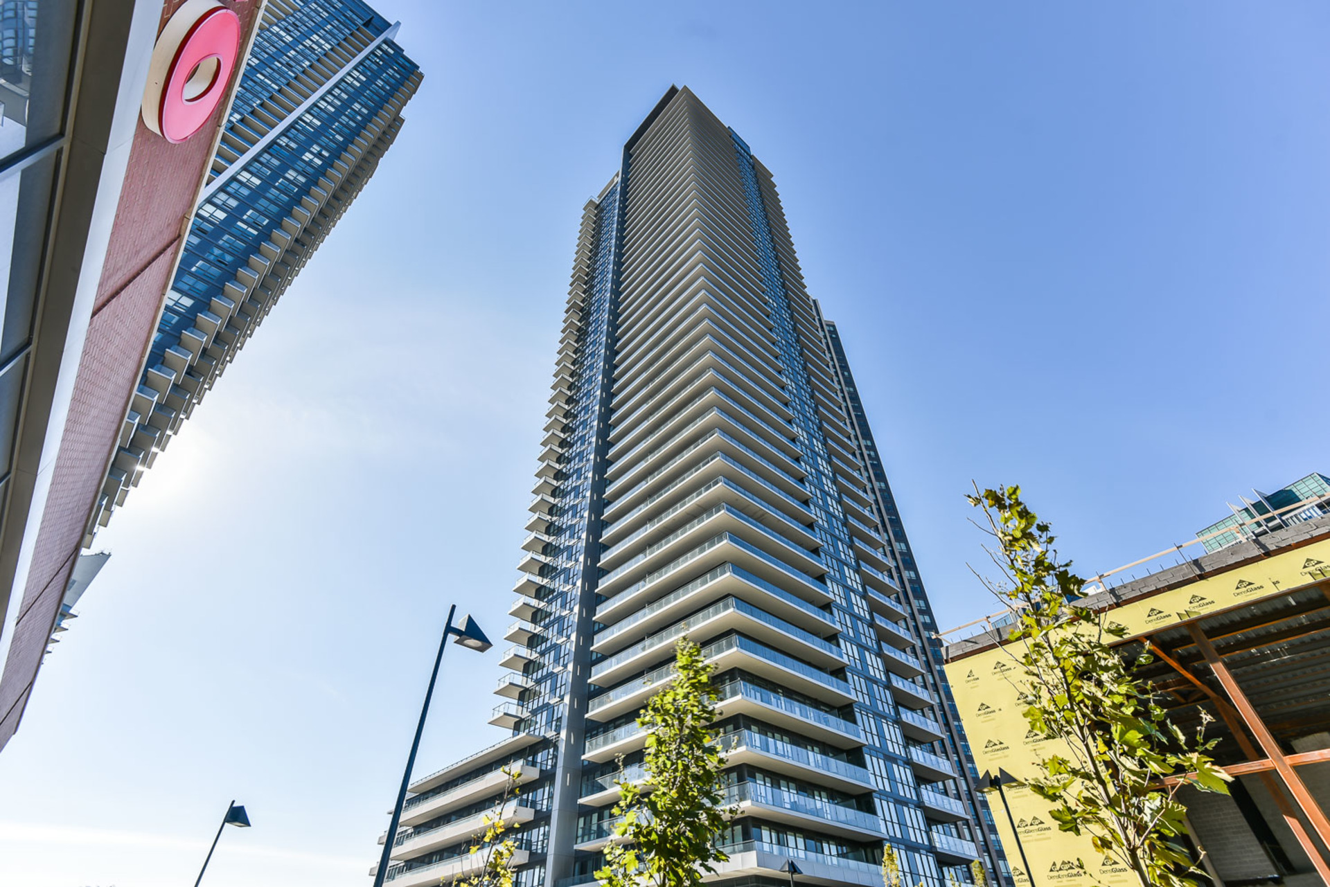 Front at 4009 - 10 Park Lawn Road, Mimico, Toronto