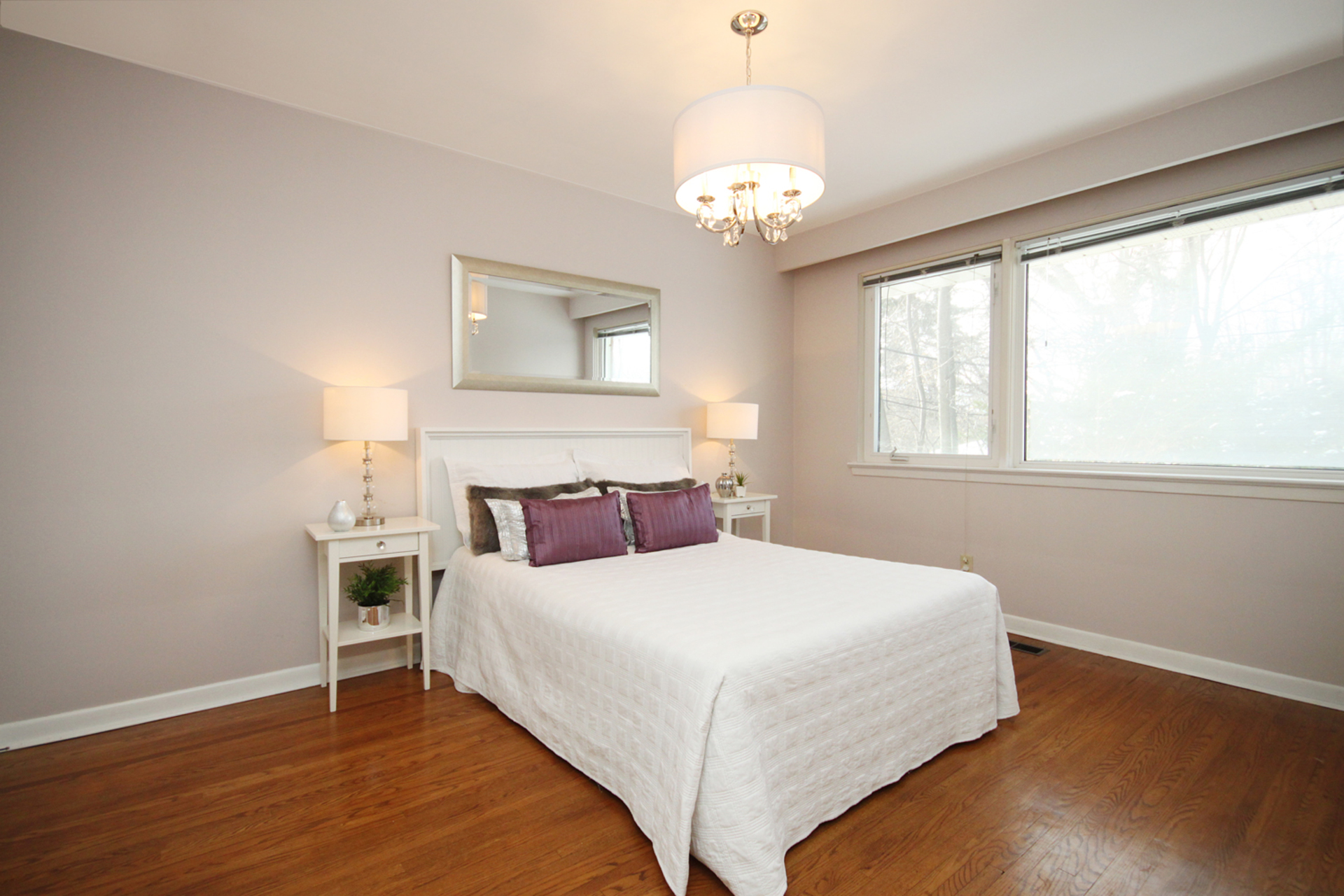 Master Bedroom at 6 Redwillow Drive, Parkwoods-Donalda, Toronto