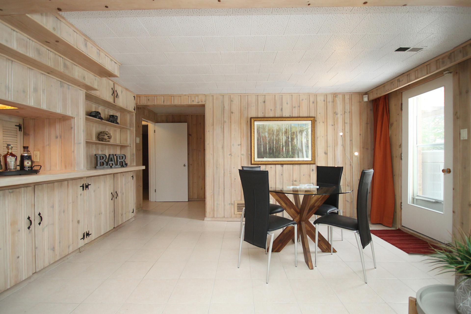 Recreation Room at 6 Redwillow Drive, Parkwoods-Donalda, Toronto