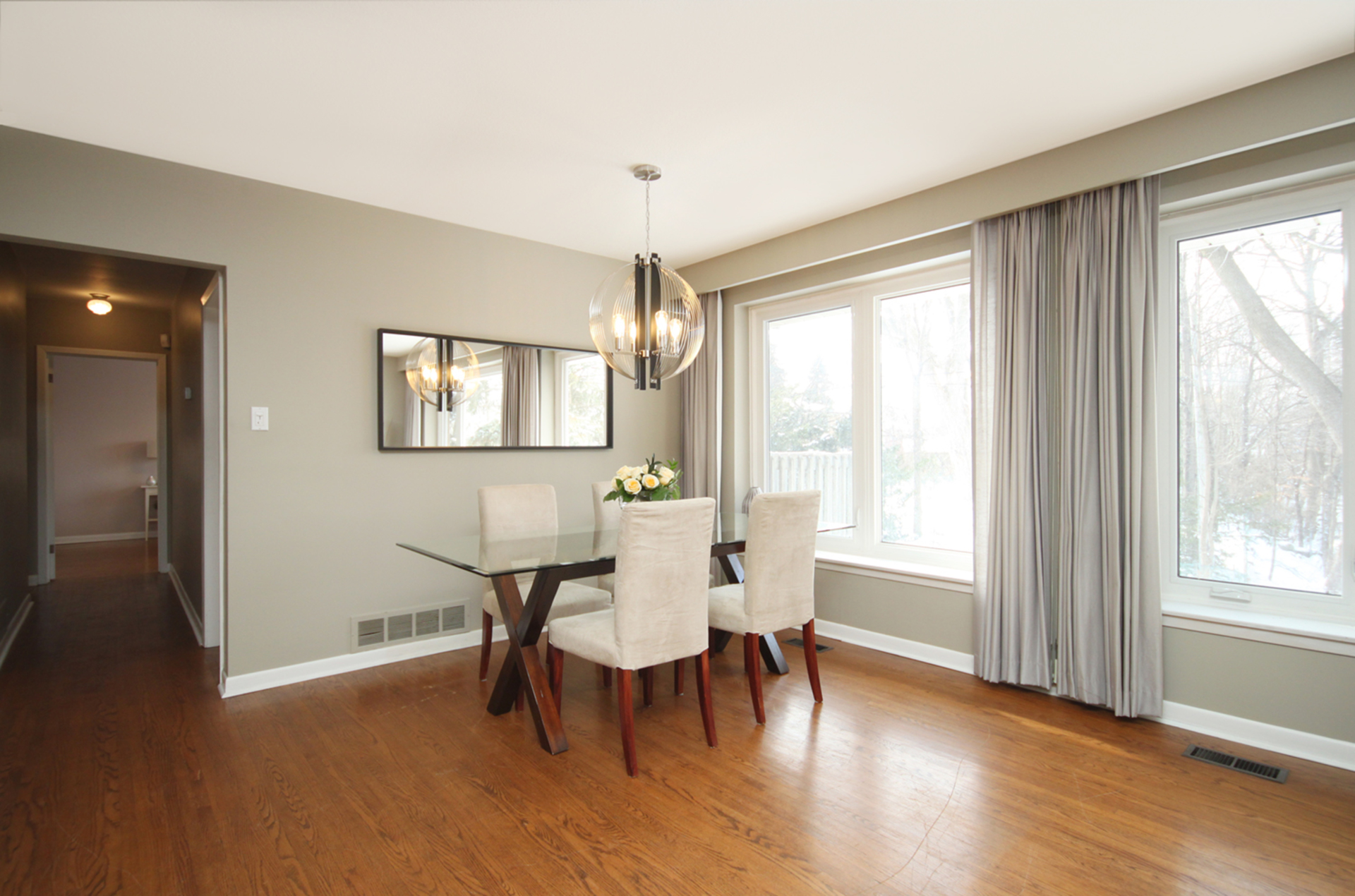 Dining Room at 6 Redwillow Drive, Parkwoods-Donalda, Toronto
