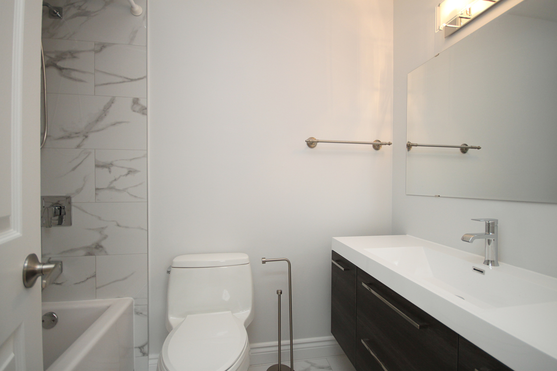 4 Piece Ensuite Bathroom at 11A Laws Street, Junction Area, Toronto