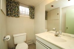 2 Piece Bathroom at 110 Plateau Crescent, Banbury-Don Mills, Toronto