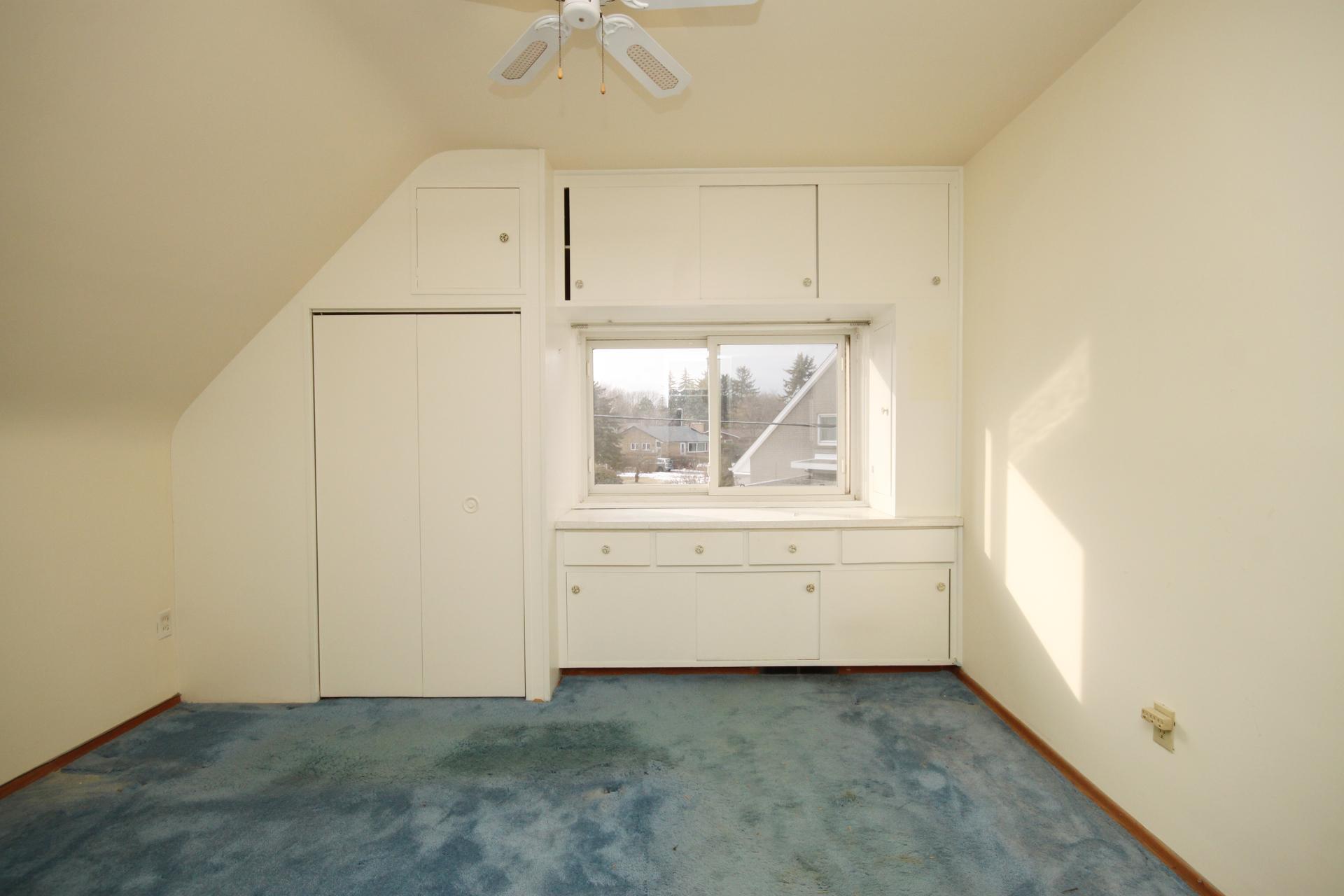 Master Bedroom at 110 Plateau Crescent, Banbury-Don Mills, Toronto