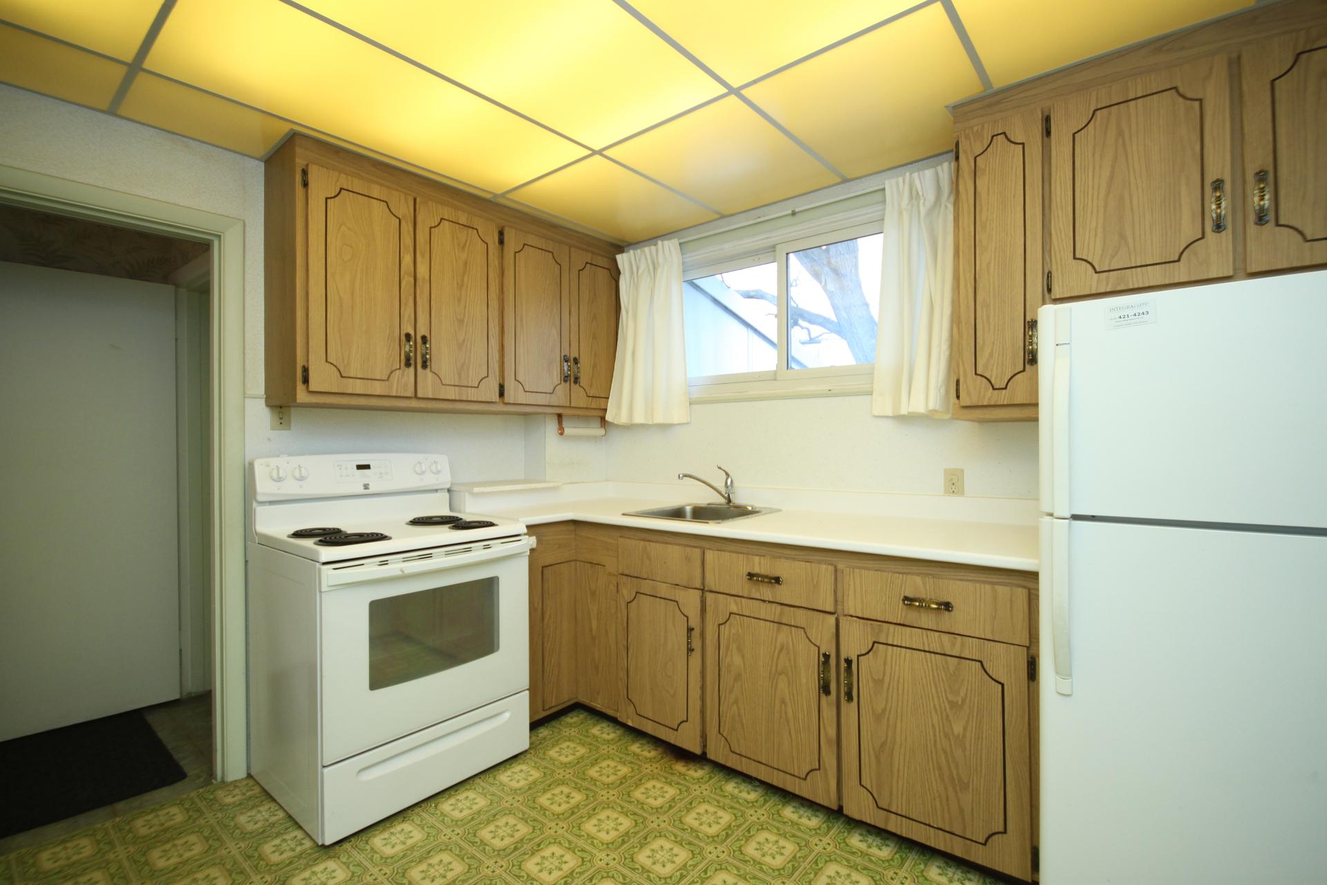 Kitchen at 110 Plateau Crescent, Banbury-Don Mills, Toronto