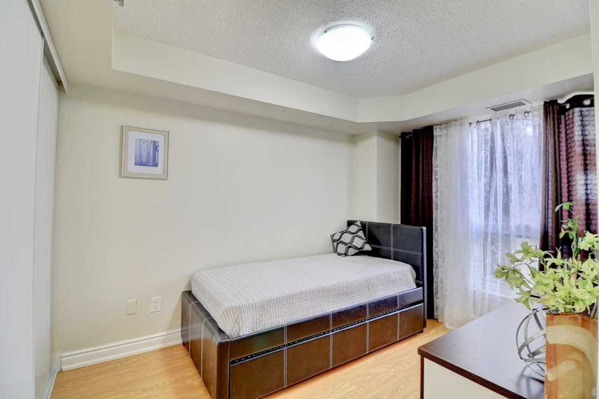 Bedroom at 401 - 760 Sheppard Avenue W, Bathurst Manor, Toronto