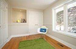 Bedroom at 21 Kestell Lane, Parkwoods-Donalda, Toronto