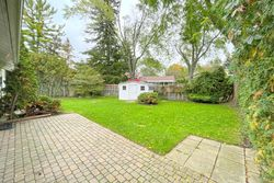Backyard at 21 Kestell Lane, Parkwoods-Donalda, Toronto