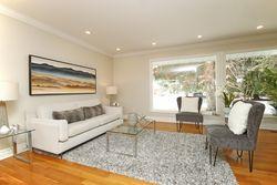Living Room at 21 Kestell Lane, Parkwoods-Donalda, Toronto