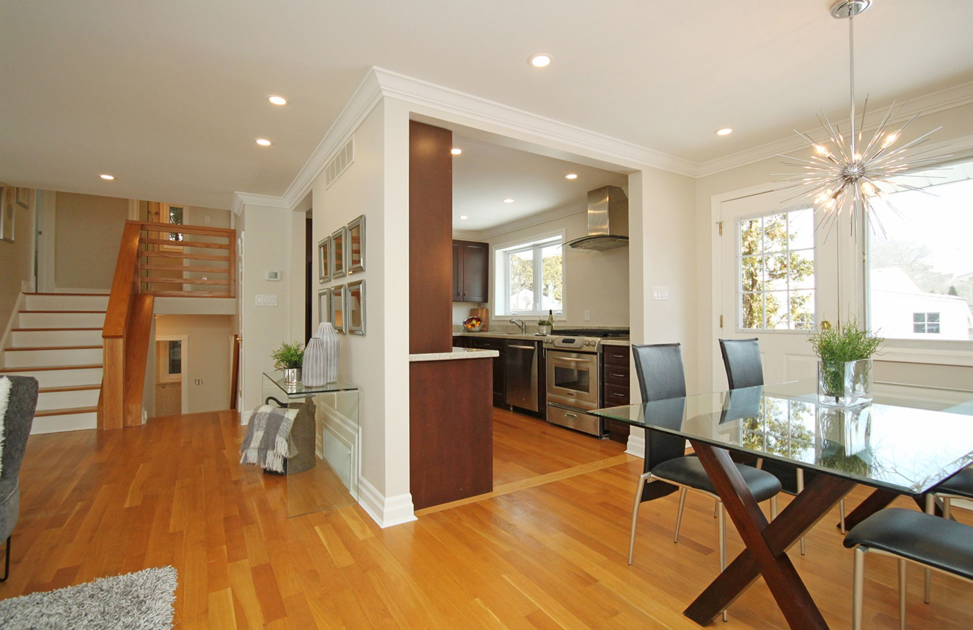 Dining Room at 21 Kestell Lane, Parkwoods-Donalda, Toronto