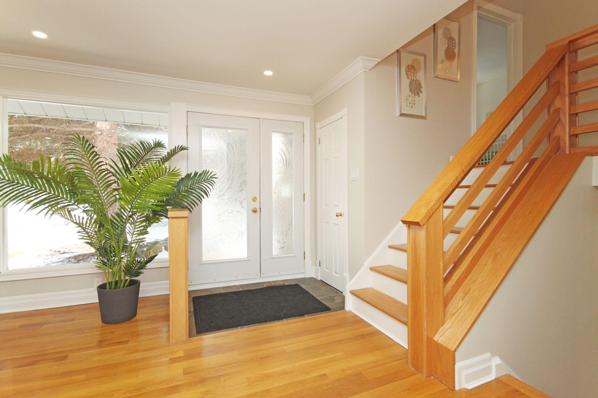 Foyer at 21 Kestell Lane, Parkwoods-Donalda, Toronto