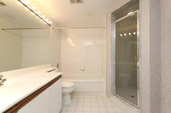 5 Piece Ensuite Bathroom at 519 - 1200 Don Mills Road, Banbury-Don Mills, Toronto