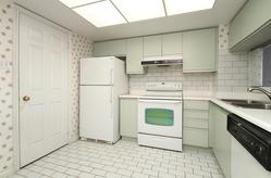 Kitchen at 519 - 1200 Don Mills Road, Banbury-Don Mills, Toronto