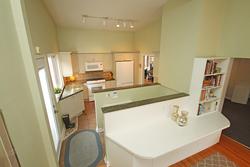 Family Room & Kitchen at 10 North Hills Terrace, Banbury-Don Mills, Toronto