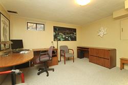 Office/Bedroom at 10 North Hills Terrace, Banbury-Don Mills, Toronto