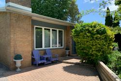 Front Entrance at 10 North Hills Terrace, Banbury-Don Mills, Toronto