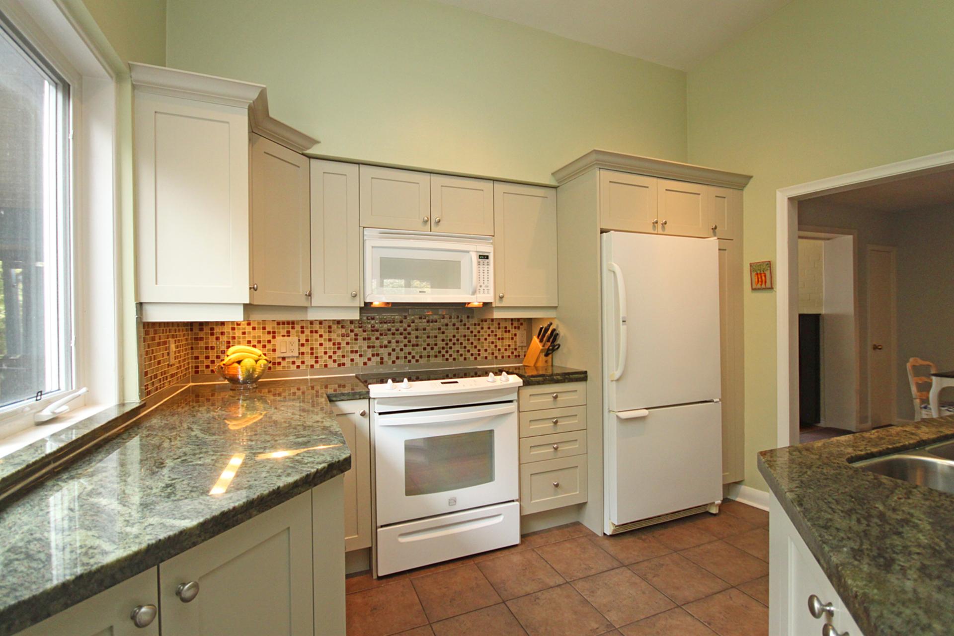 Kitchen at 10 North Hills Terrace, Banbury-Don Mills, Toronto