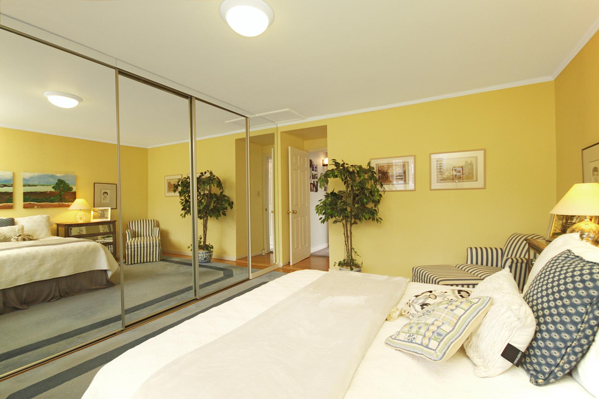 Master Bedroom at 10 North Hills Terrace, Banbury-Don Mills, Toronto