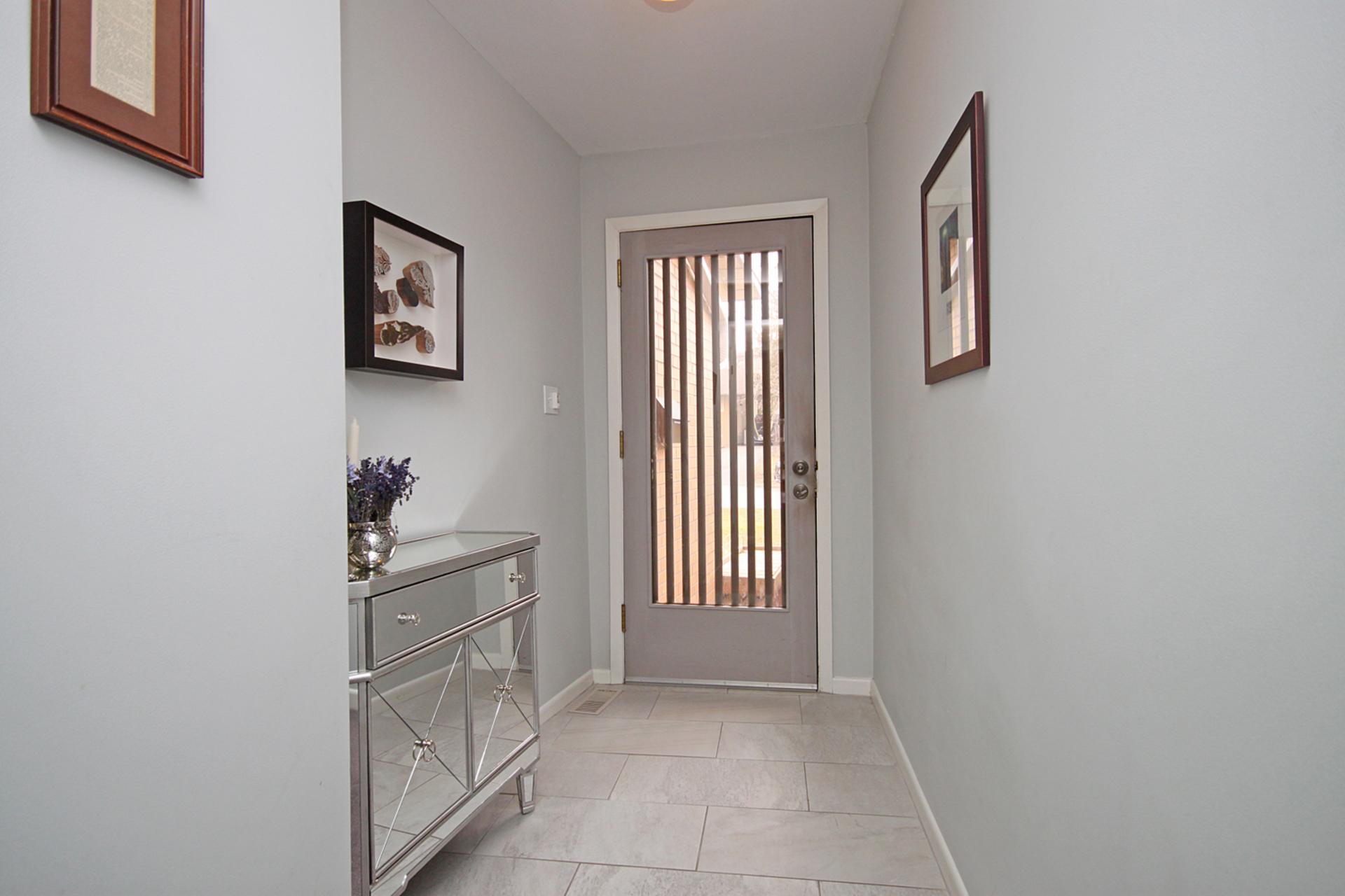 Foyer at 10 North Hills Terrace, Banbury-Don Mills, Toronto