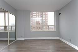 Bedroom at 1002 - 205 Wynford Drive, Banbury-Don Mills, Toronto