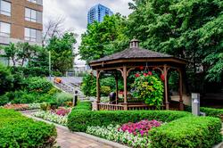 Gardens at 1002 - 205 Wynford Drive, Banbury-Don Mills, Toronto