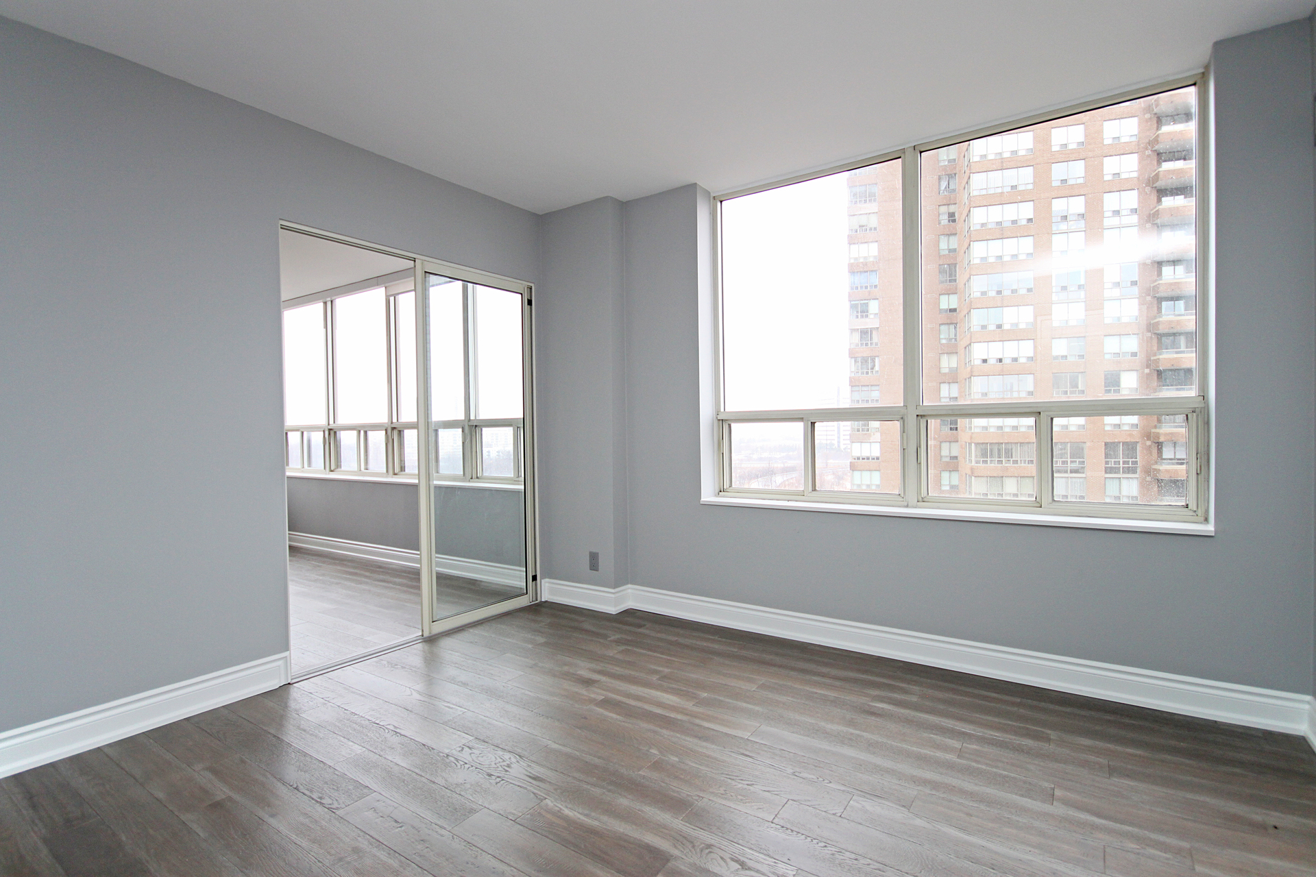 Bedroom at 1002 - 205 Wynford Drive, Banbury-Don Mills, Toronto