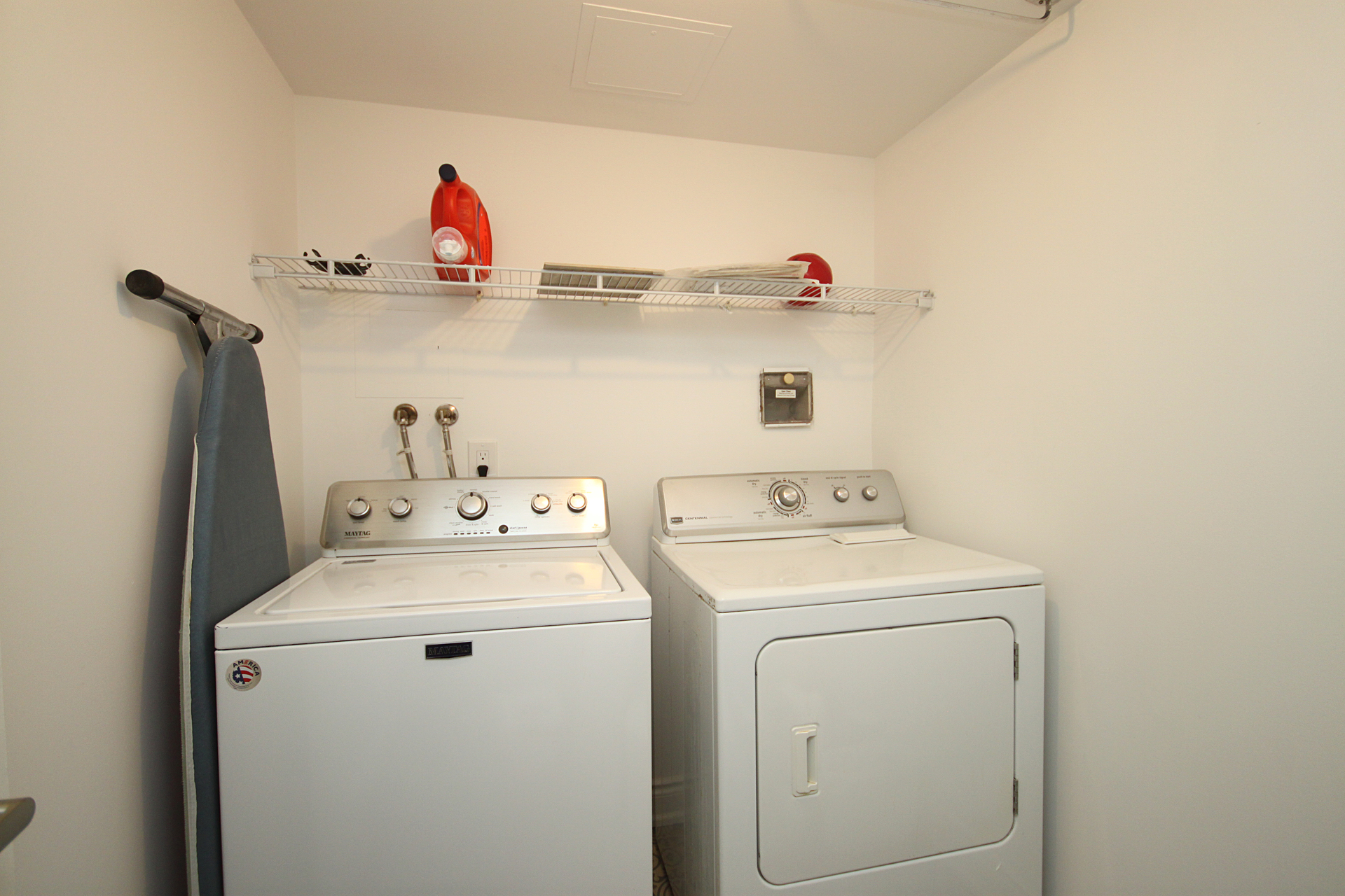 Laundry Room at 1002 - 205 Wynford Drive, Banbury-Don Mills, Toronto