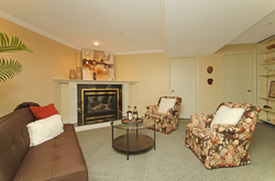 Recreation Room at 39 Sagebrush Lane, Parkwoods-Donalda, Toronto