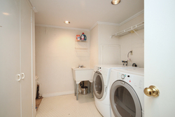 Laundry Room at 39 Sagebrush Lane, Parkwoods-Donalda, Toronto