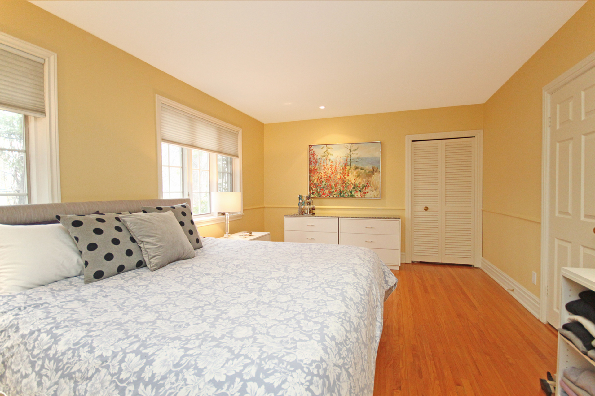 Master Bedroom at 39 Sagebrush Lane, Parkwoods-Donalda, Toronto