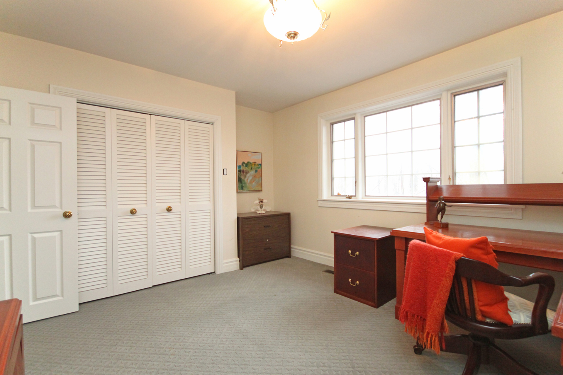 Bedroom at 39 Sagebrush Lane, Parkwoods-Donalda, Toronto