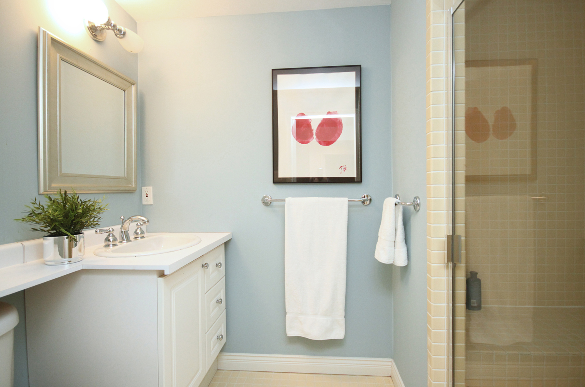 3 Piece Bathroom at 39 Sagebrush Lane, Parkwoods-Donalda, Toronto
