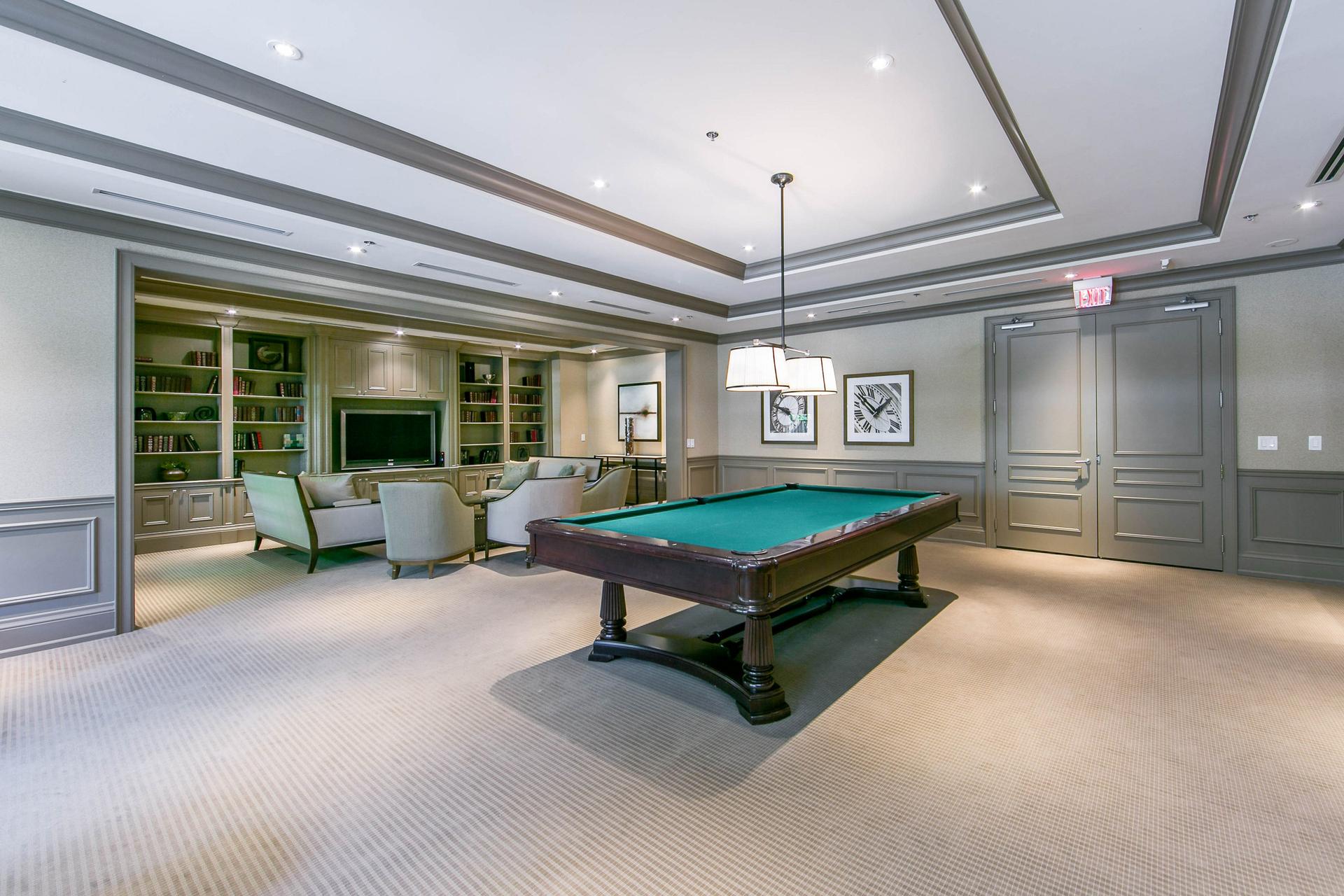 Bedroom at 302 - 20 Burkebrook Place, Bridle Path-Sunnybrook-York Mills, Toronto