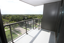Balcony at 817 - 80 Esther  Lorrie Drive, West Humber-Clairville, Toronto