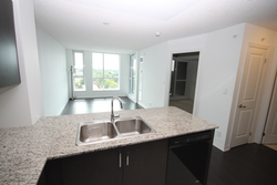 Kitchen, Dining & Living Room at 817 - 80 Esther  Lorrie Drive, West Humber-Clairville, Toronto