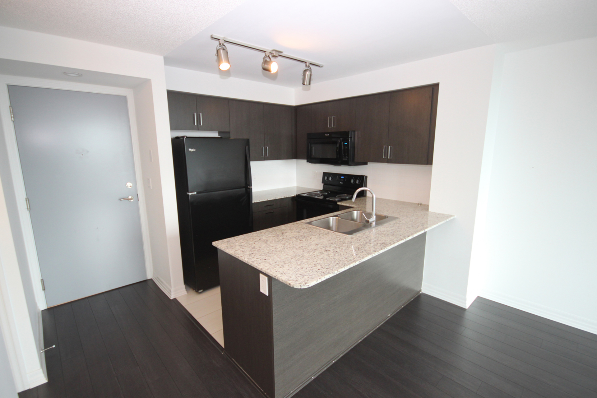 Kitchen at 817 - 80 Esther  Lorrie Drive, West Humber-Clairville, Toronto