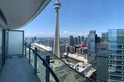 View from Balcony at 4609 - 12 York Street, Waterfront Communities C1, Toronto