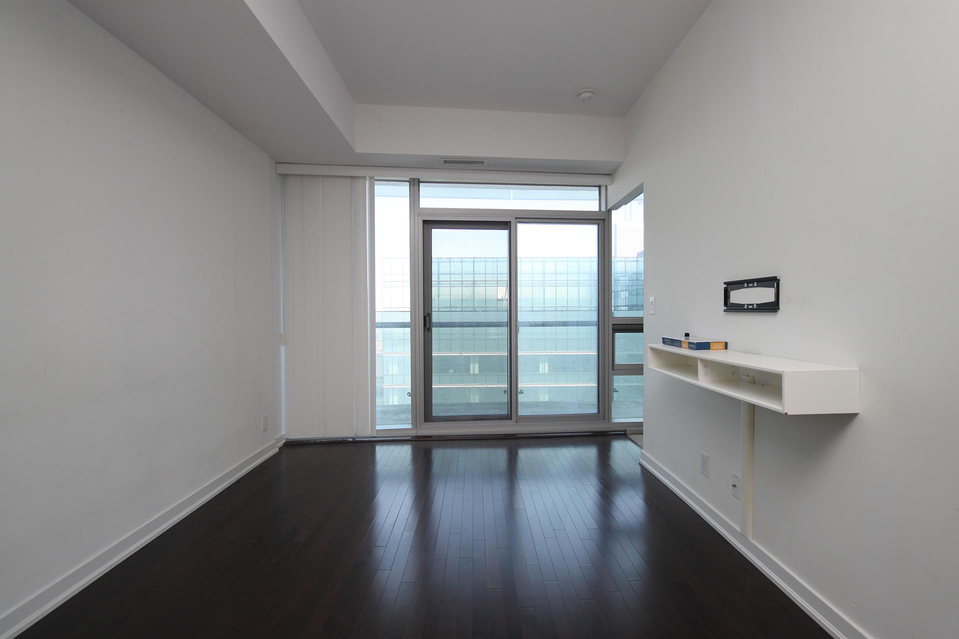 Living Room at 4609 - 12 York Street, Waterfront Communities C1, Toronto