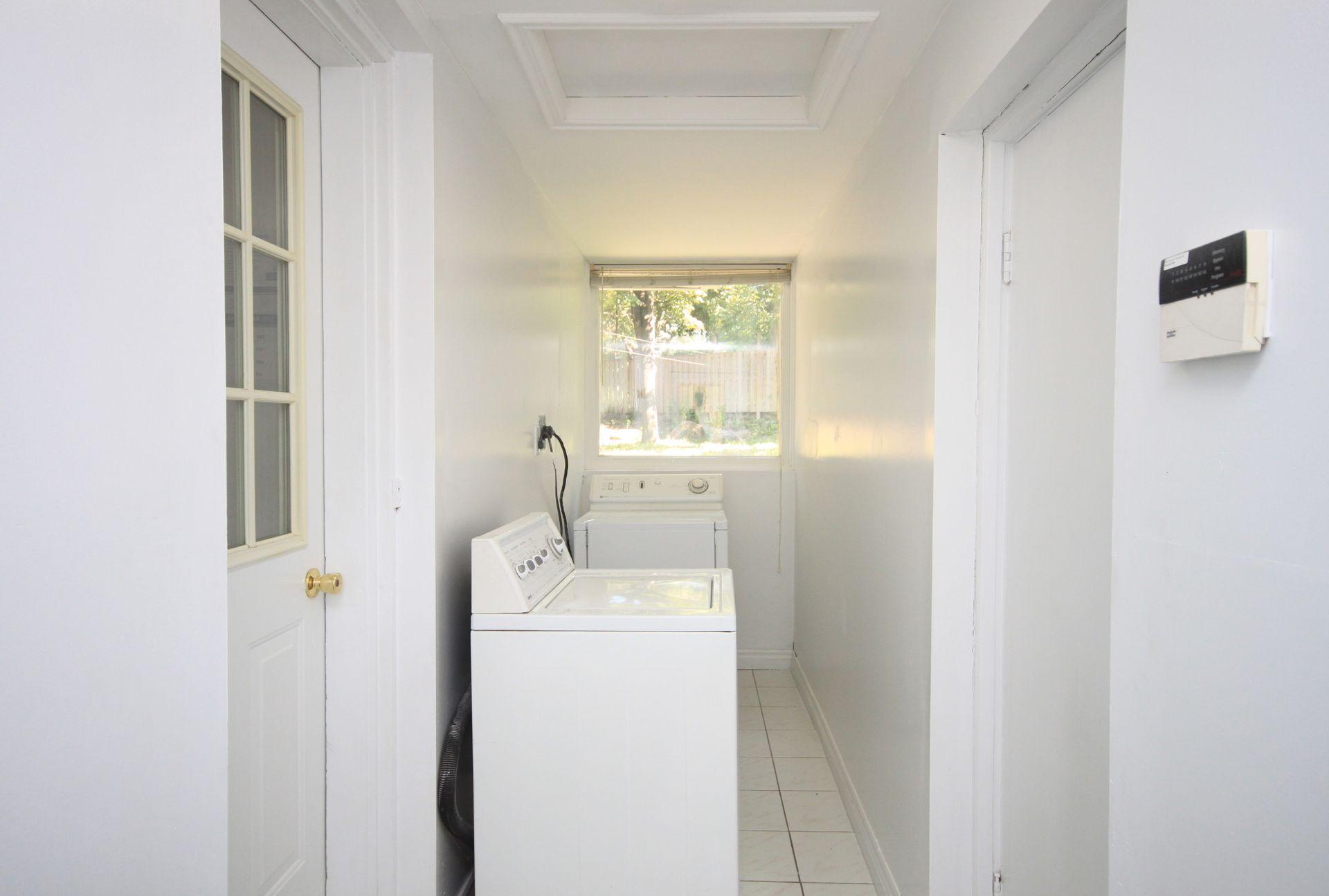 Laundry Room at 103 Laurentide Drive, Parkwoods-Donalda, Toronto