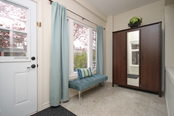 Sunroom at 241 Milverton Boulevard, Danforth, Toronto