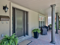 Front Porch at 21 Deerpath Road, Parkwoods-Donalda, Toronto