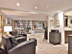 Recreation Room at 21 Deerpath Road, Parkwoods-Donalda, Toronto