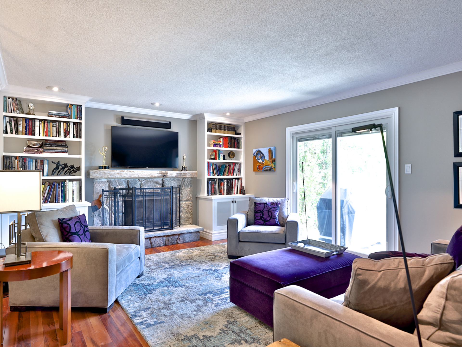 Family Room at 21 Deerpath Road, Parkwoods-Donalda, Toronto