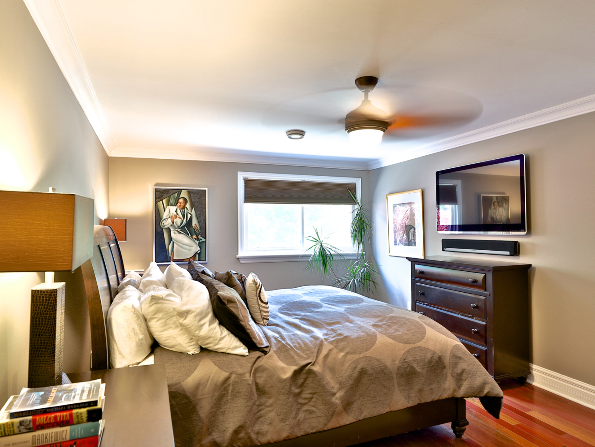 Master Bedroom at 21 Deerpath Road, Parkwoods-Donalda, Toronto