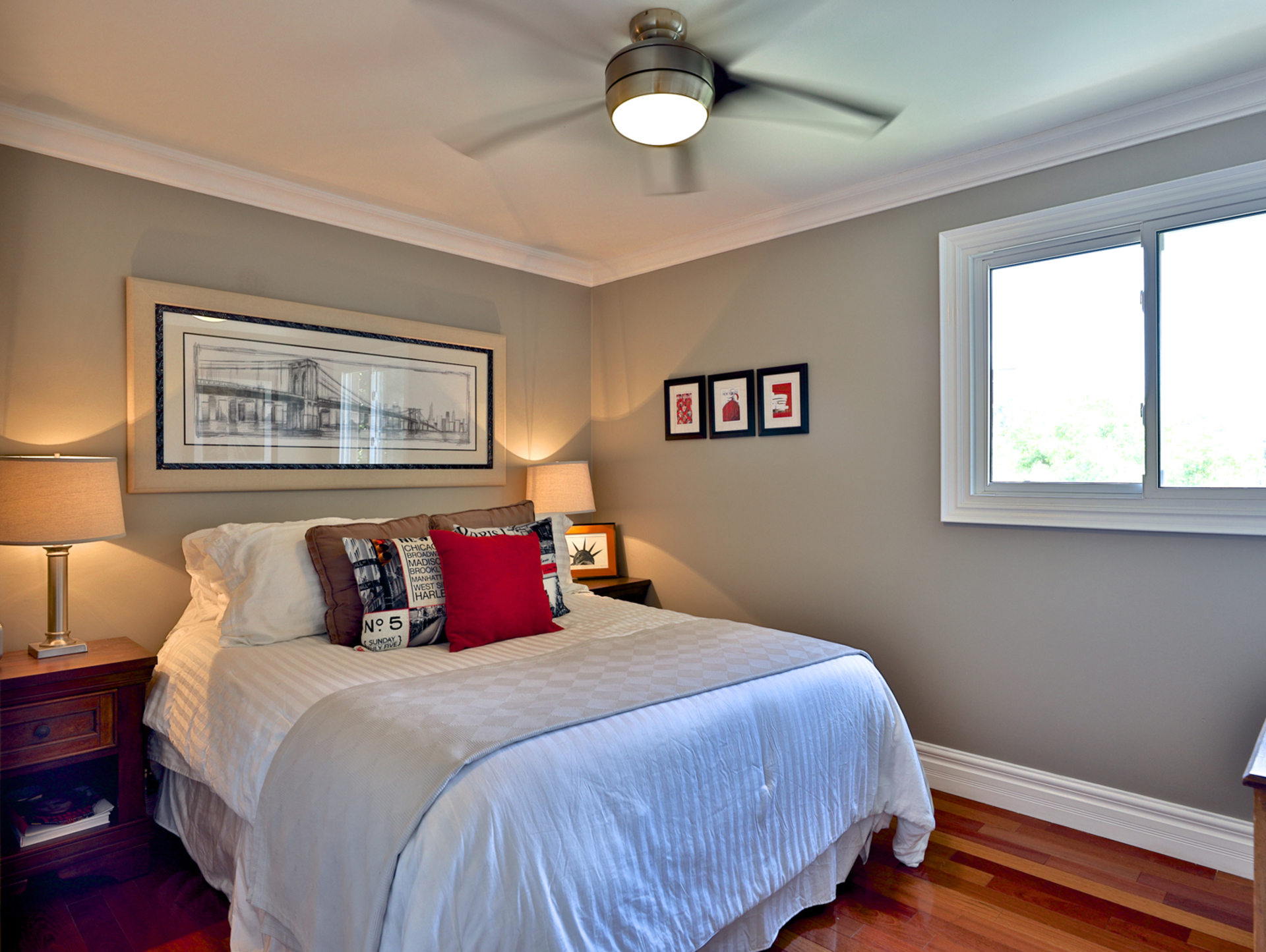 Bedroom at 21 Deerpath Road, Parkwoods-Donalda, Toronto